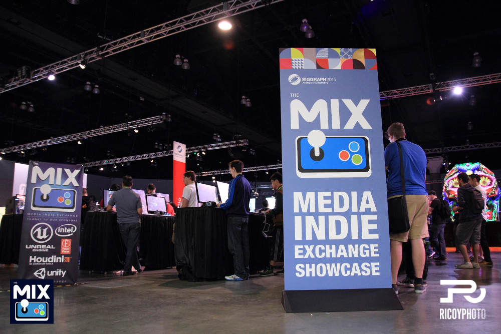The MIX Showcase at SIGGRAPH