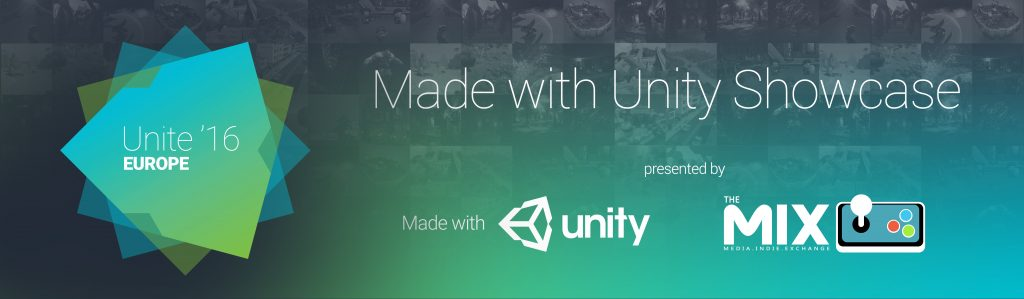 The MIX partnering with Unity for Unite Europe