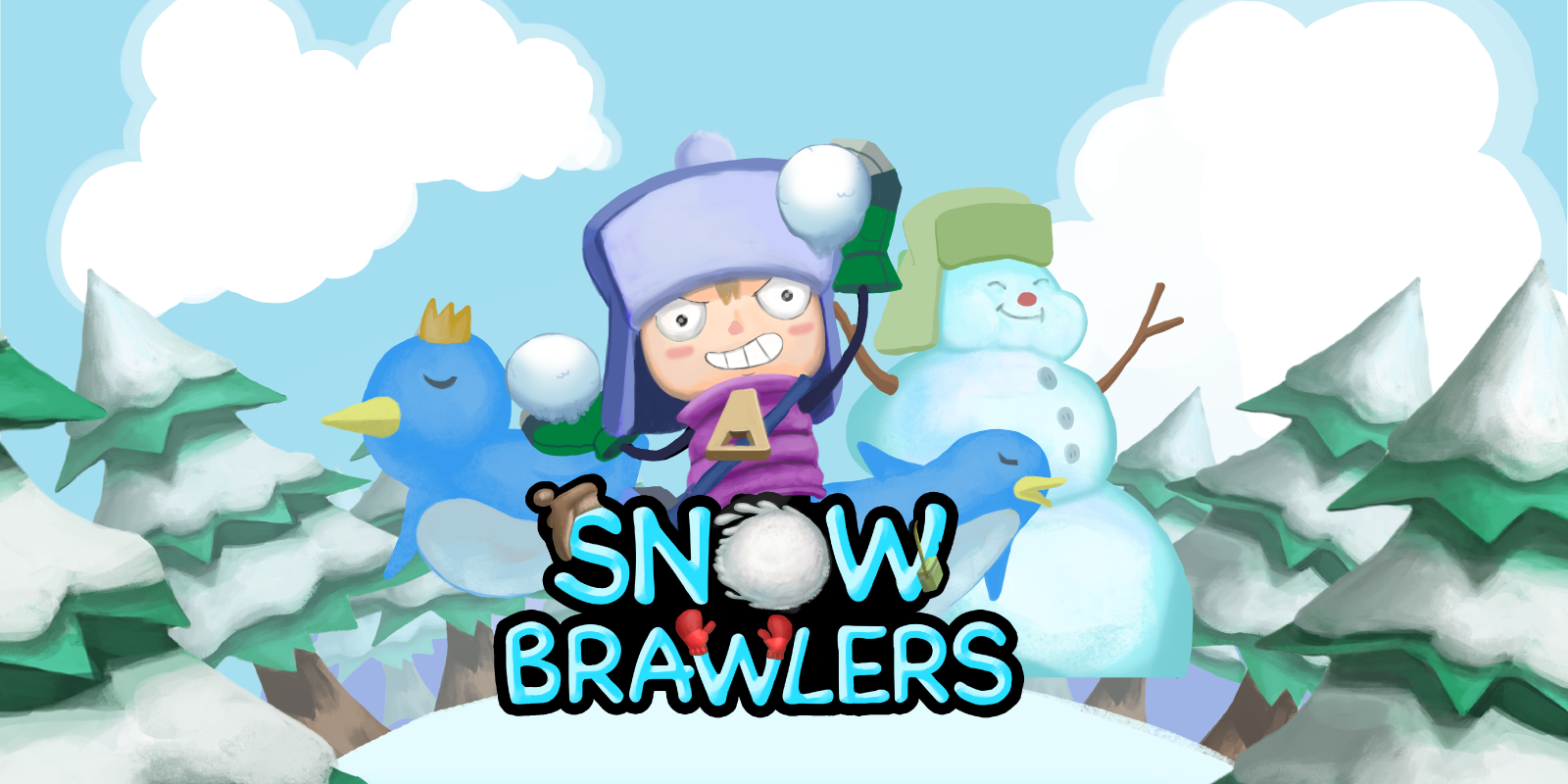 Snow Brawlers