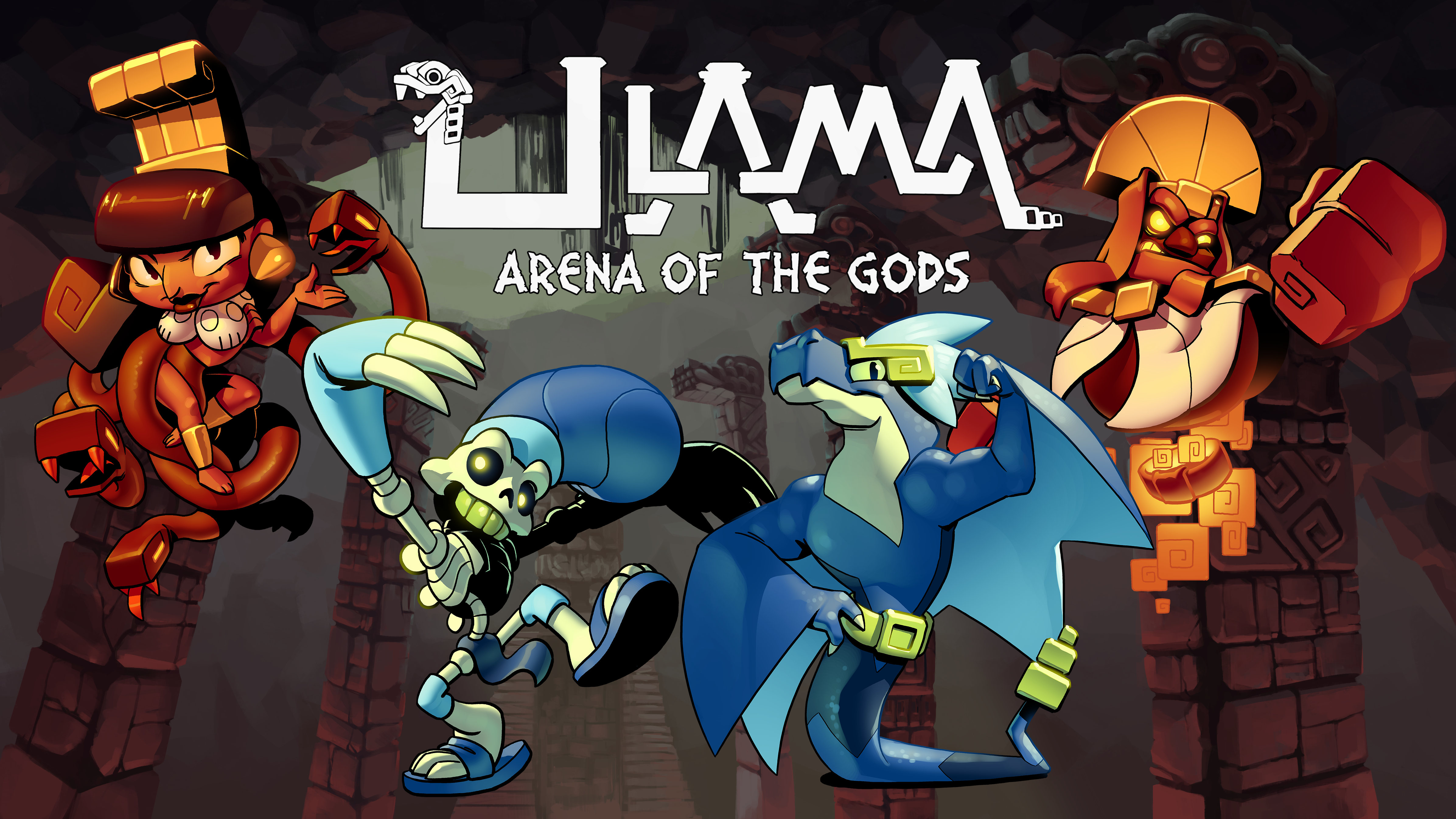 Ulama: Arena of the Gods