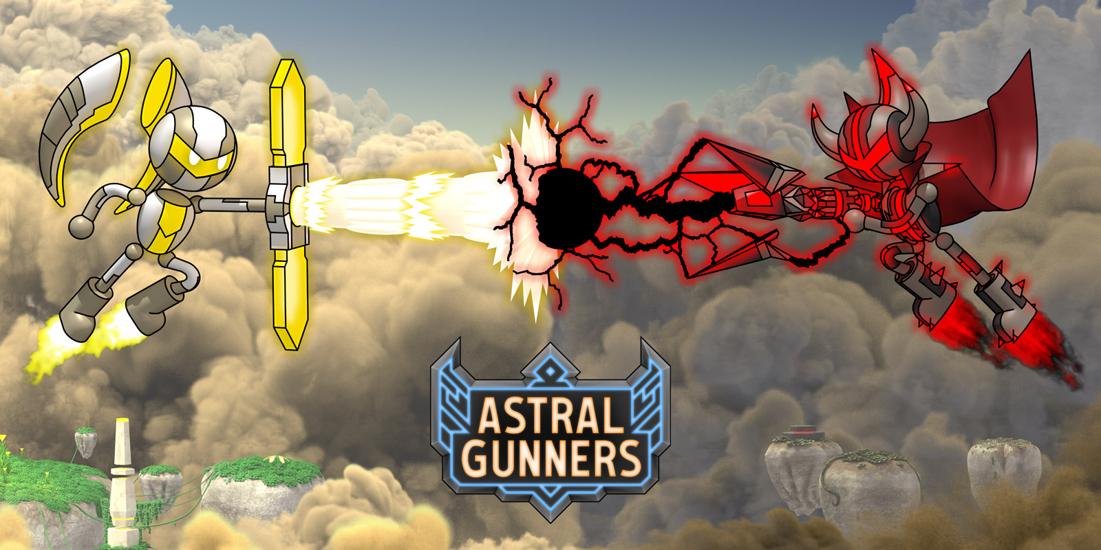 Astral Gunners