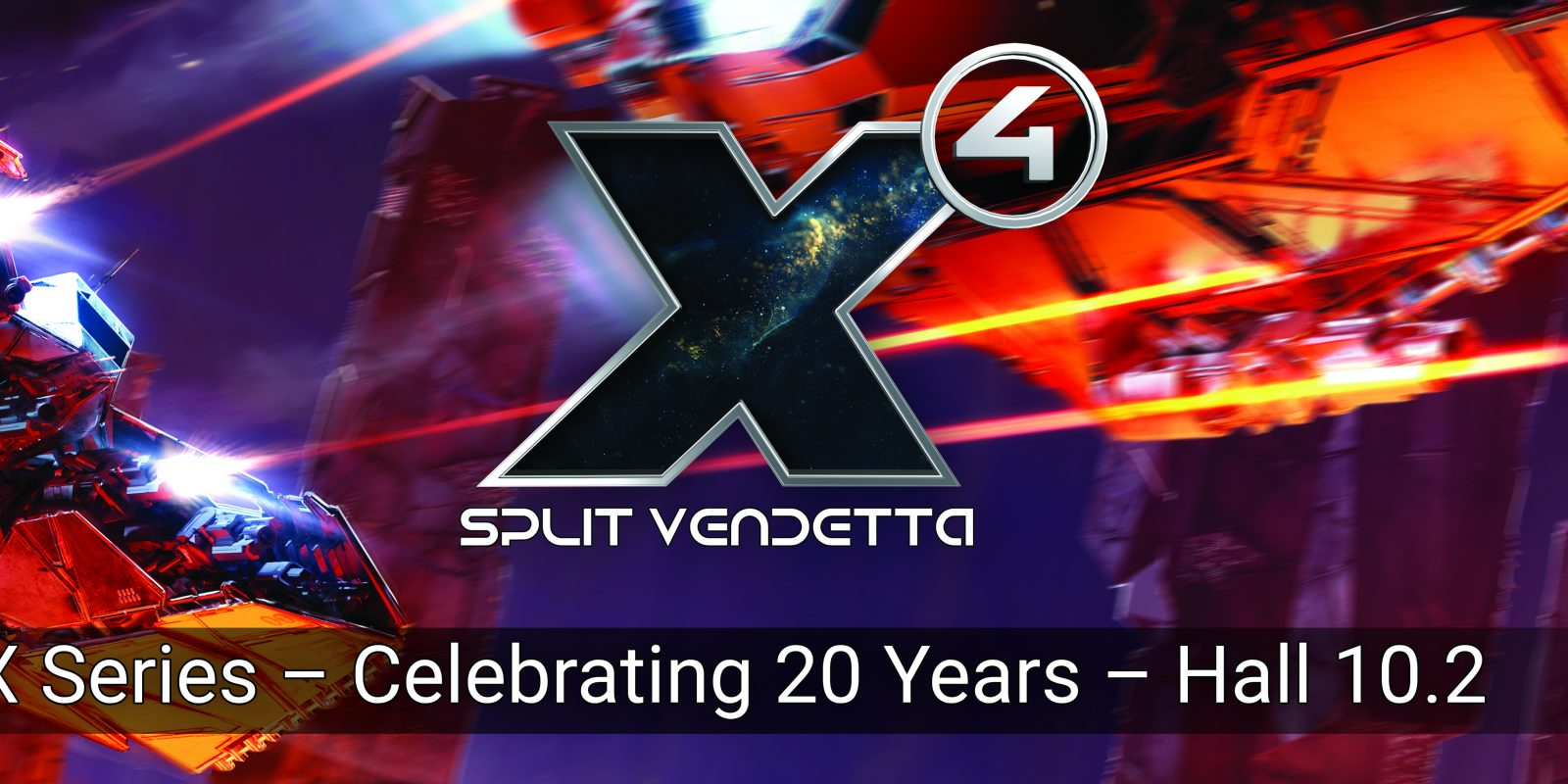 X4: Foundations / X4: Split Vendetta