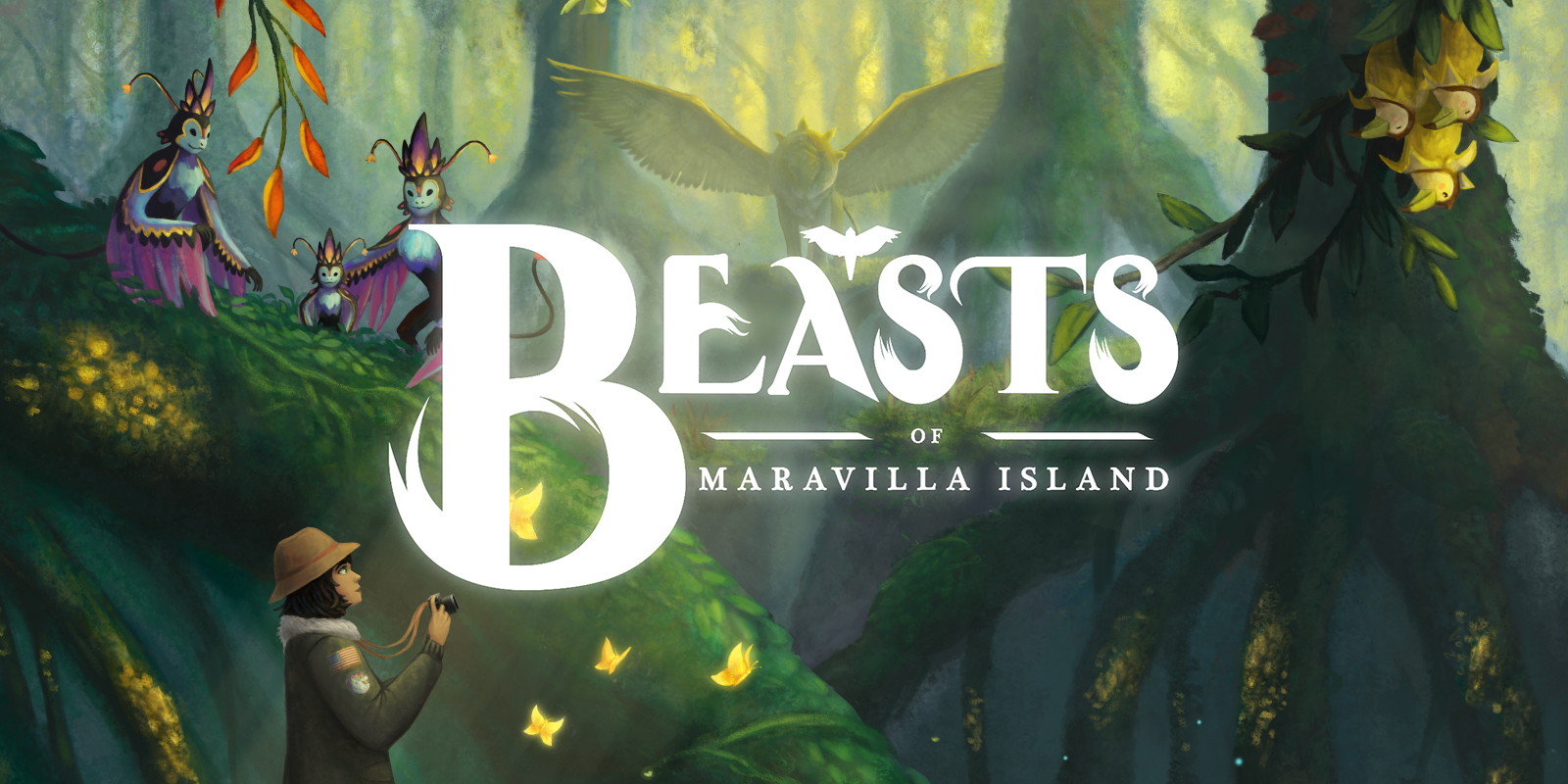 Beasts of Maravilla Island