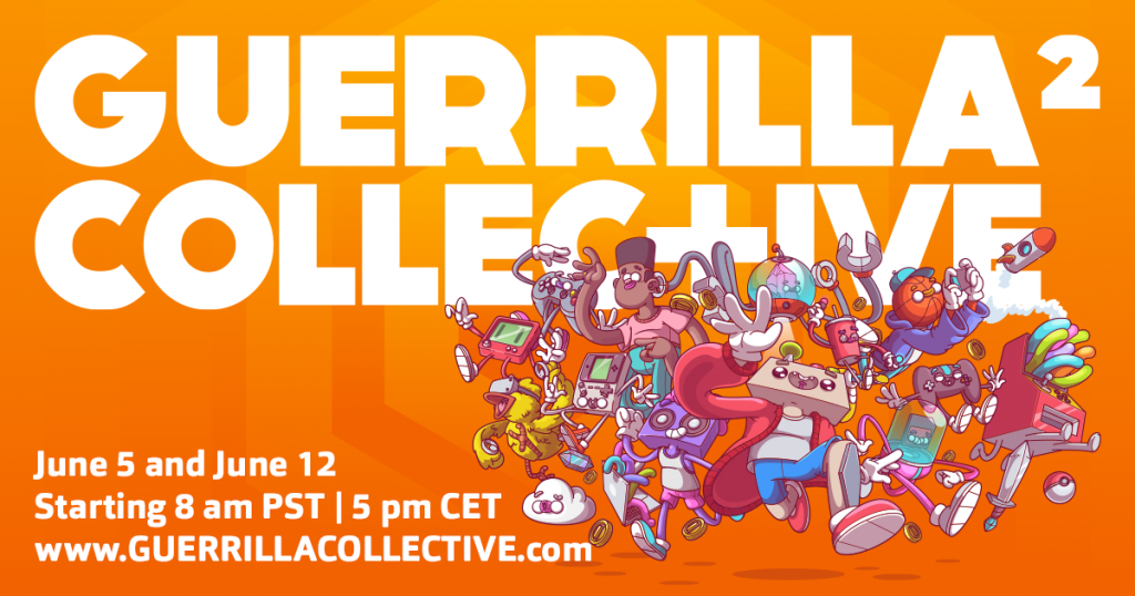 First Guerrilla Collective 2 Details Announced!